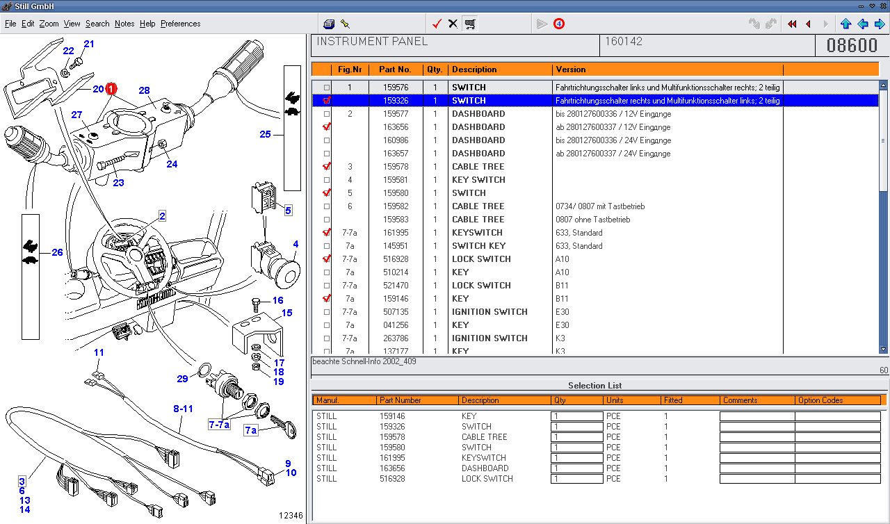 Apart Catalogs Loaders Wiring Komatsu Schematics Fork Lift Fb13m Product Is Easy To Use Search For Items Done By Model Number Technique Serial Etc